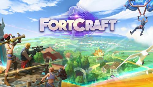 تحميل لعبة فورت كرافت Fortcraft Apk للاندرويد مجانا